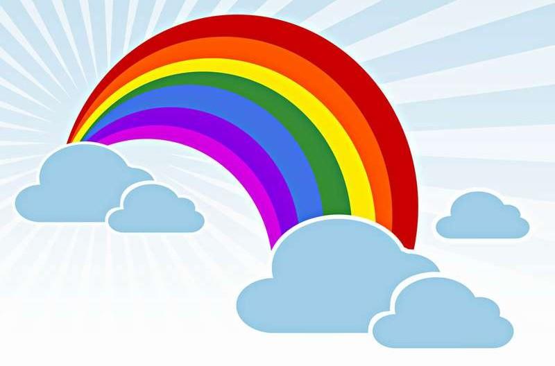 Урок 6 - Английская радуга